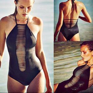 Victoria's Secret Swimsuit One Piece High Neck